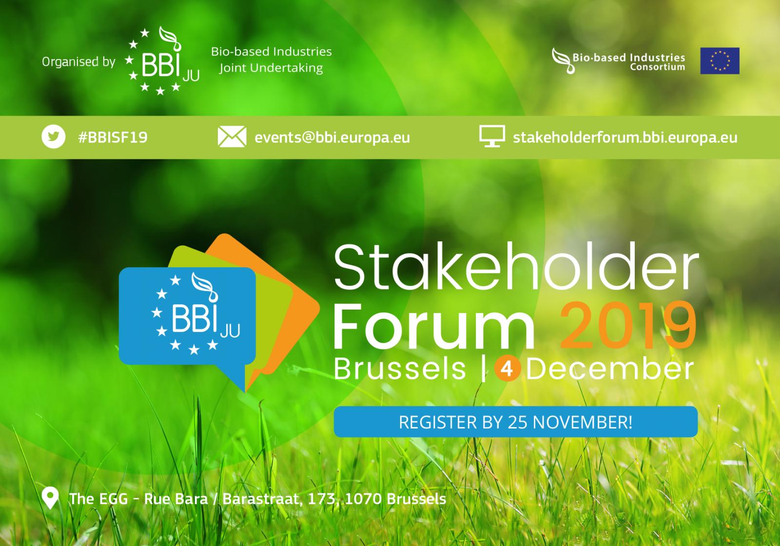 Registration Stakholder Forum