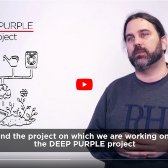 Projects like DEEP PURPLE to reduce carbon footprint of AQUALIA's operations